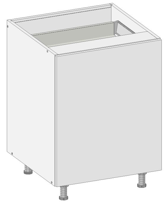 Sd13 base cabinet from the offer of kitchen cabinets for Kitchen base units 300mm depth